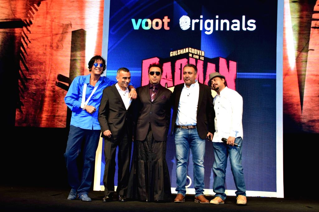 Actor Alok Nath during the launch of Viacom18's OTT platform Voot, in Mumbai, on March 29, 2016. - Alok Nath