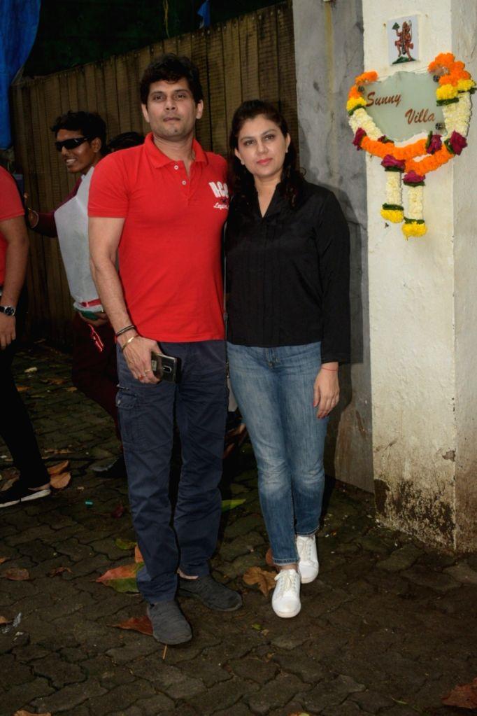 Actor Amar Upadhyay seen at a recording studio in Juhu, Mumbai on Sep 20, 2019. - Amar Upadhyay