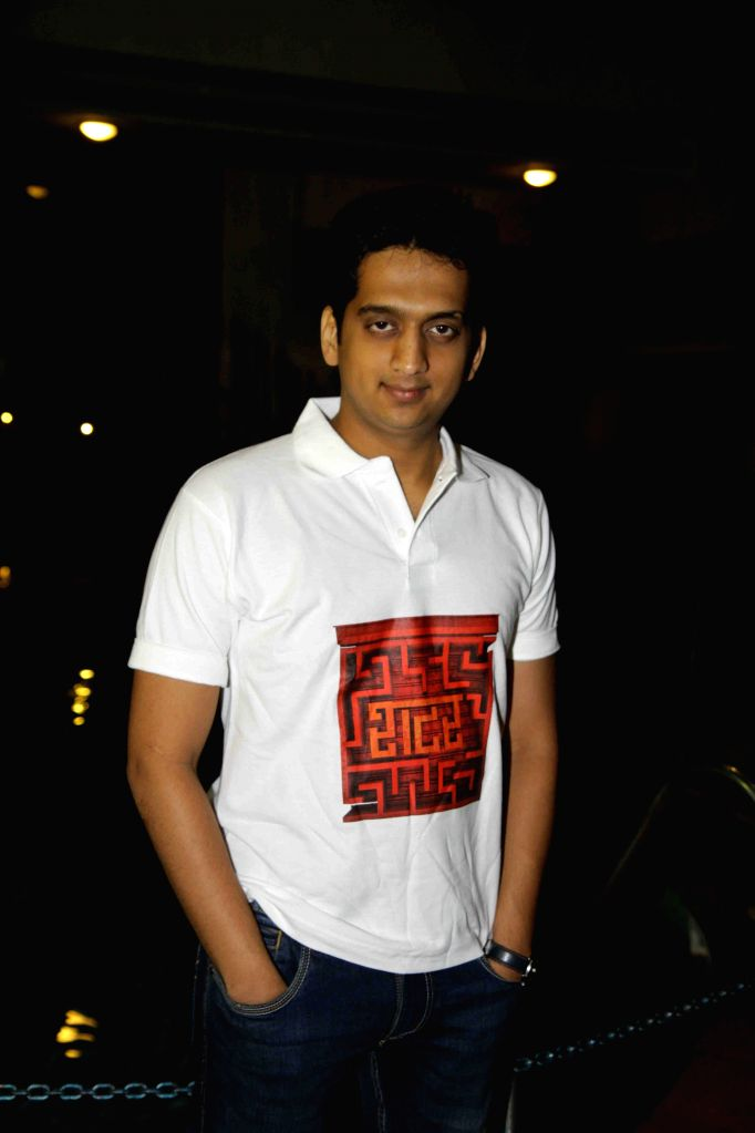 Actor Amey Wagh during the trailer and music launch of film Shutter in Mumbai, on June 24, 2015. - Amey Wagh