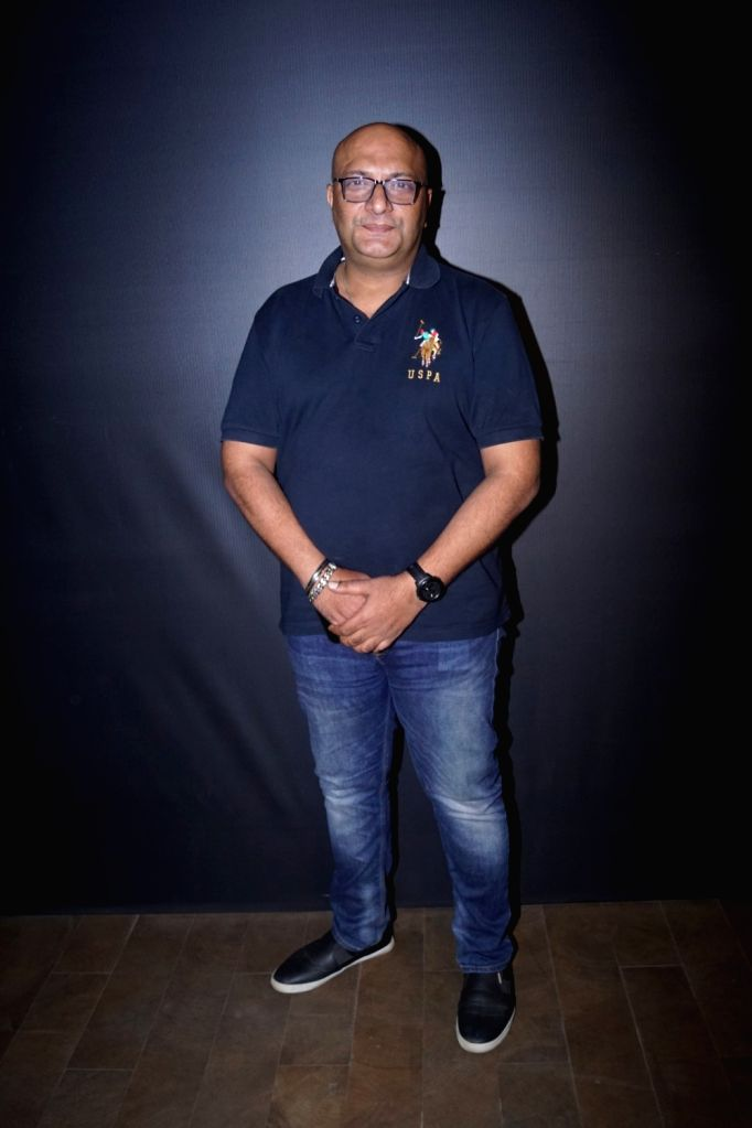 "Actor Amit Behl at the special screening of web series ""Wrong Mistake"" in Mumbai on Feb 13, 2018. - Amit Behl"