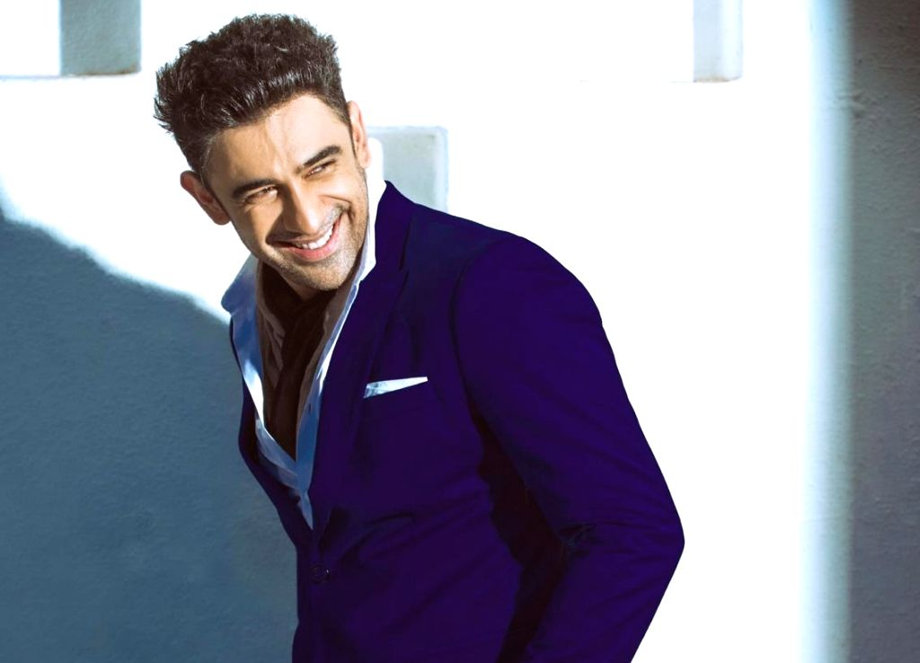 Actor Amit Sadh. - Amit Sadh