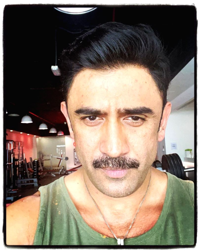 Actor Amit Sadh has opened up on his new web series Jeet Ki Zid, saying he didn't need a second thought to decide on taking up the role. - Amit Sadh
