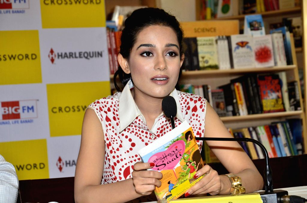 Actor Amrita Rao. (Photo: IANS) - Amrita Rao