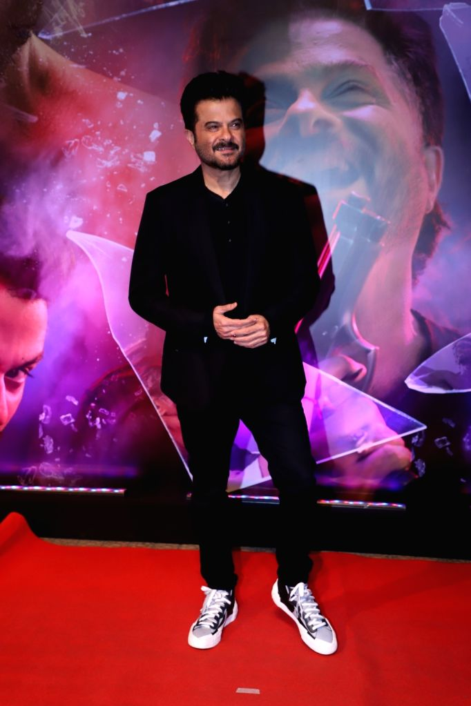 "Actor Anil Kapoor at the screening of film ""Malang"" at PVR Juhu, in Mumbai on Jan 26, 2020. - Anil Kapoor"