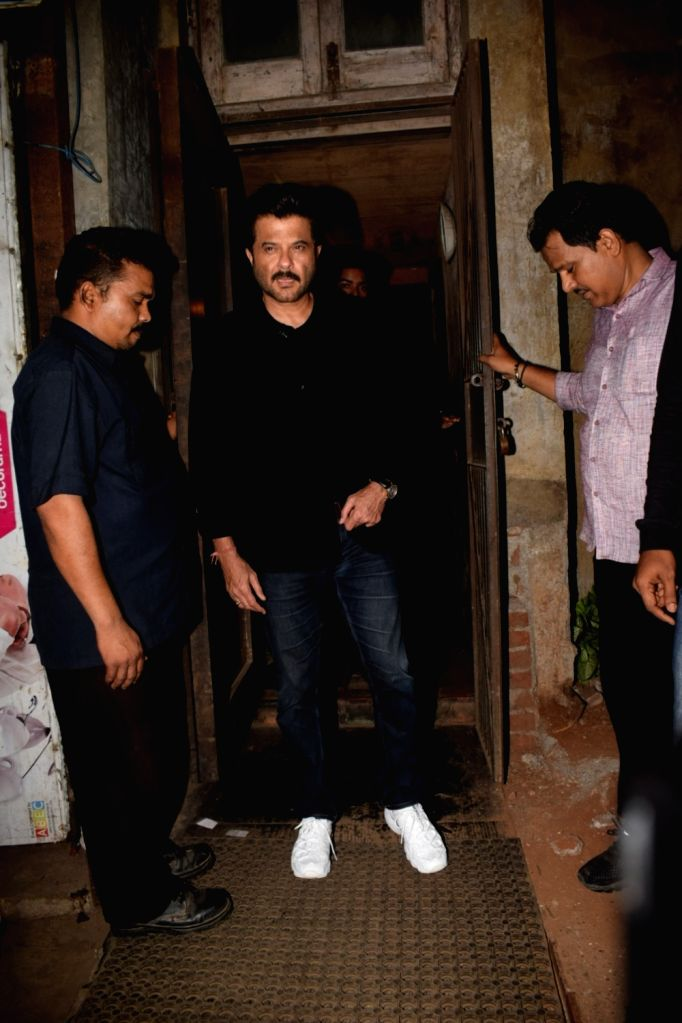 Actor Anil Kapoor during the launch of Jacqueline Fernandez's new restaurant in Mumbai on June 1, 2018. - Anil Kapoor