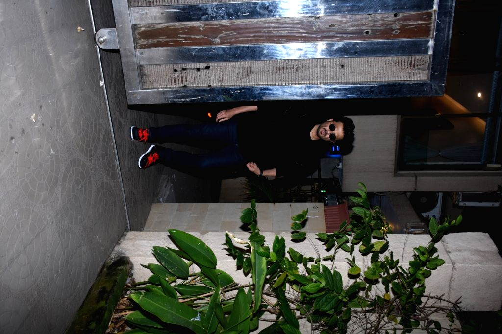 Actor Anil Kapoor seen outside a clinic in Mumbai's Bandra, on May 8, 2019. - Anil Kapoor