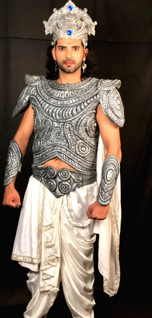 Actor Ankit Bathla. - Ankit Bathla