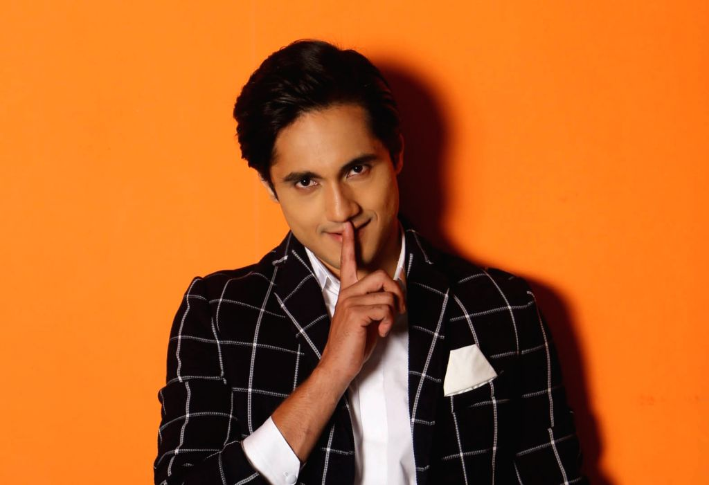 Actor Anshul Pandey. - Anshul Pandey
