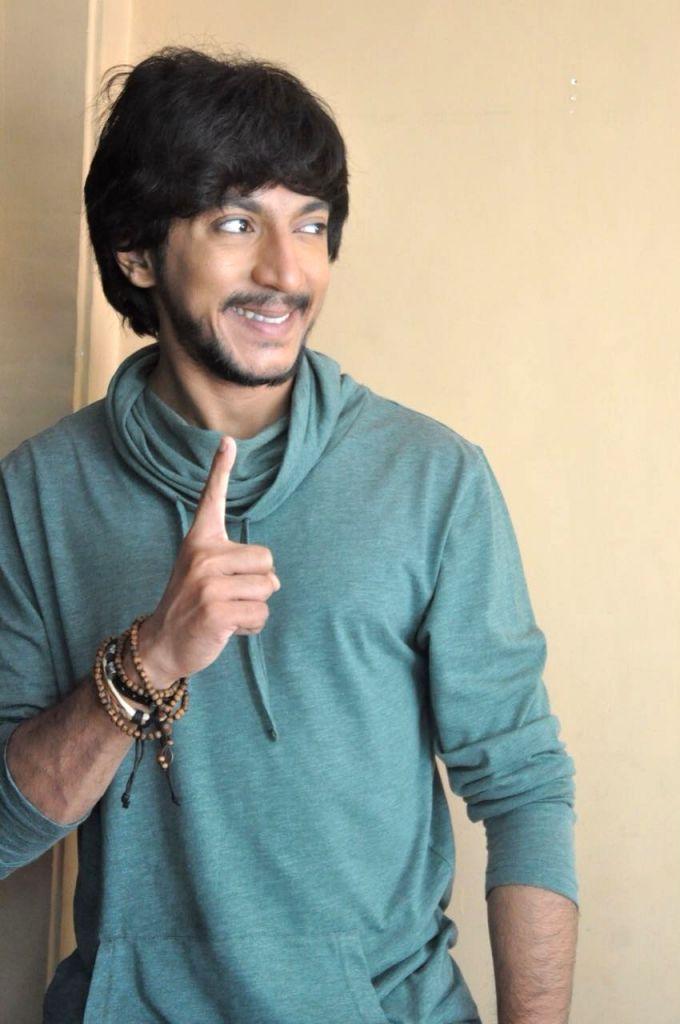 Actor Anshuman Jha - Anshuman Jha