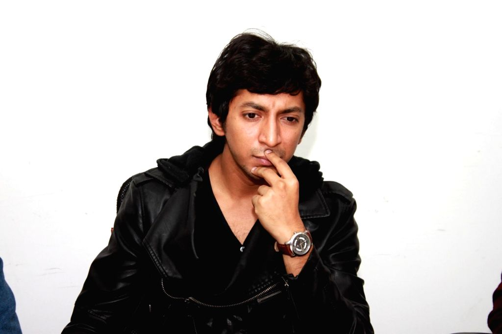 Actor Anshuman Jha. (Photo: Amlan Paliwal/IANS) - Anshuman Jha