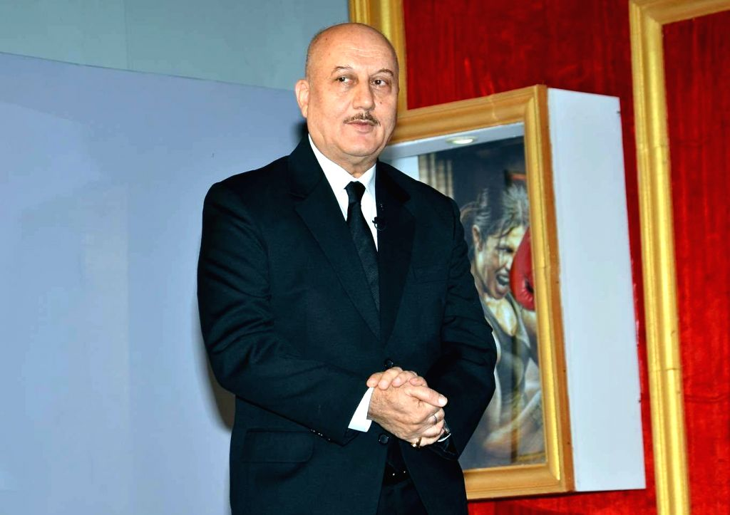 Actor Anupam Kher. (File Photo: IANS) - Anupam Kher