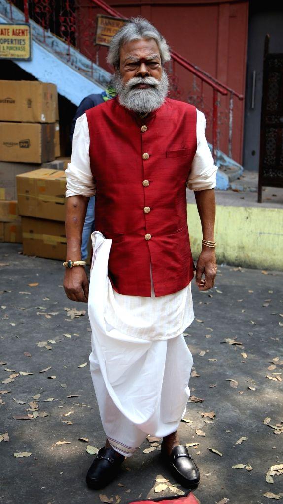 Actor Anupam Shyam. - Anupam Shyam