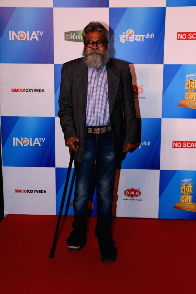 Actor Anupam Shyam at India Today Conclave in Mumbai, on Feb 2, 2019. - Anupam Shyam