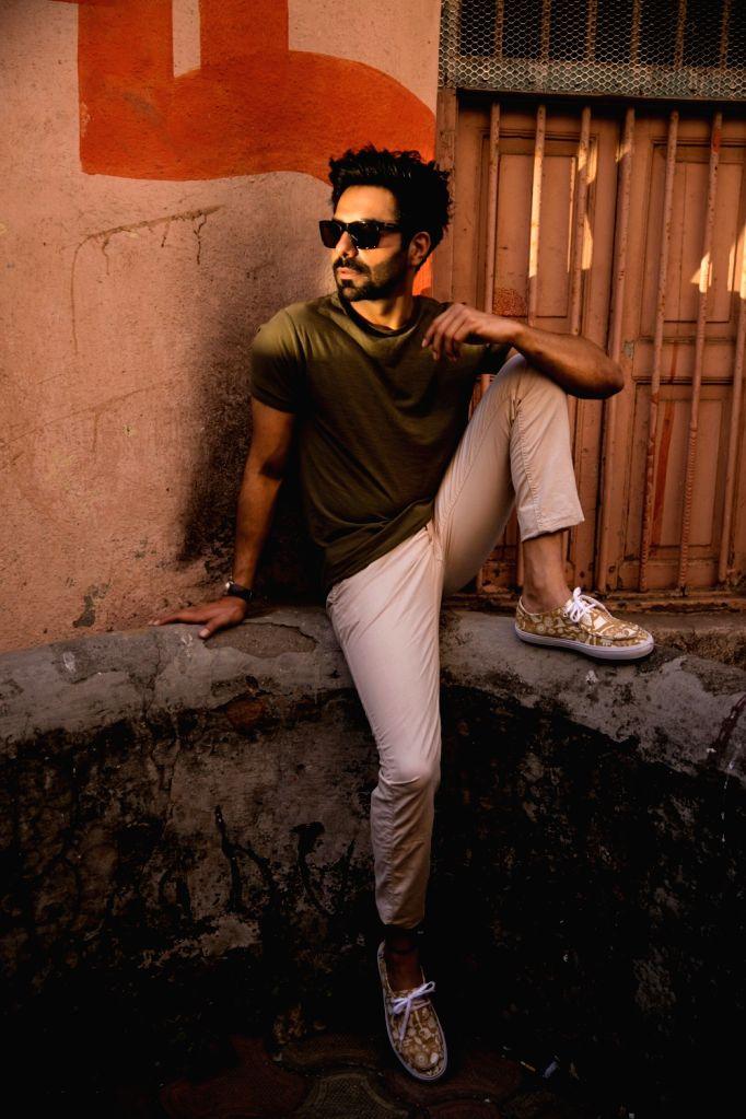 Actor Aparshakti Khurana. - Aparshakti Khurana