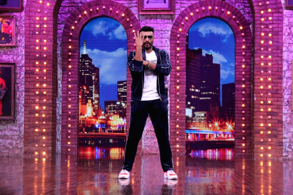 """Actor Arjun Kapoor says he got 'Bollywood ka keeda' while watching the 1989 film """"Ram Lakhan"""", which starred his uncle Anil Kapoor and actor Jackie Shroff. He opened about his Bollywood ... - Arjun Kapoor"""