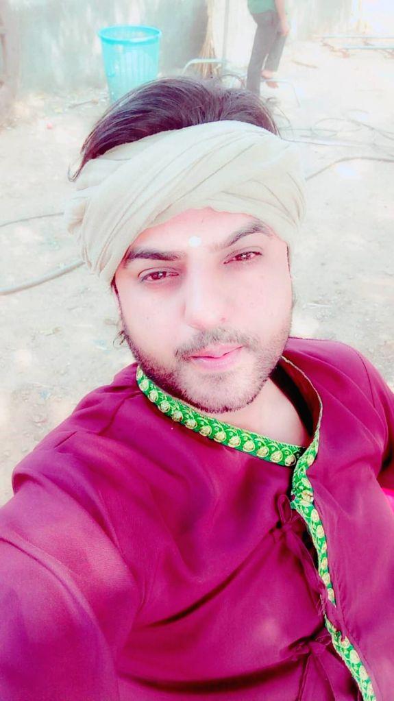 Actor Armaan Tahil. - Armaan Tahil