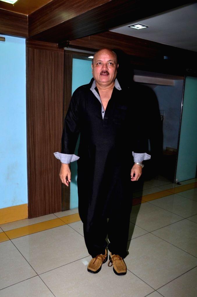 Actor Arun Bakshi during the Rashtriya Mahila Samman and Rashtriya Gaurav Samman function, on July 8, 2016. - Arun Bakshi