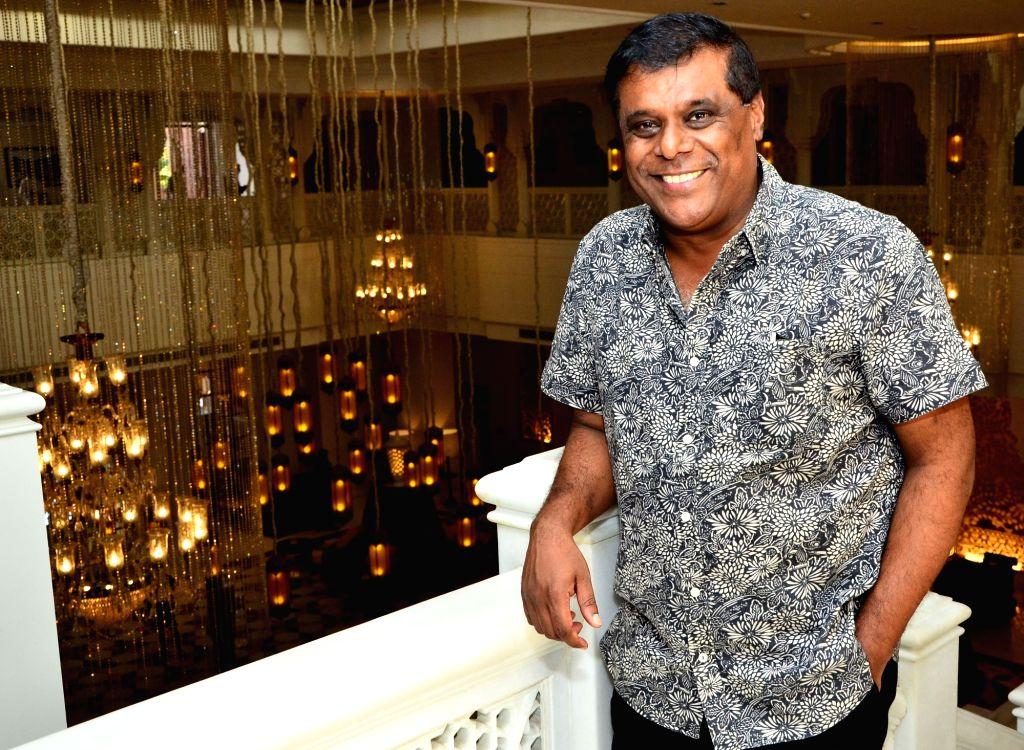 Actor Ashish Vidyarthi during a programme in Jaipur on Oct 26, 2016. - Ashish Vidyarthi