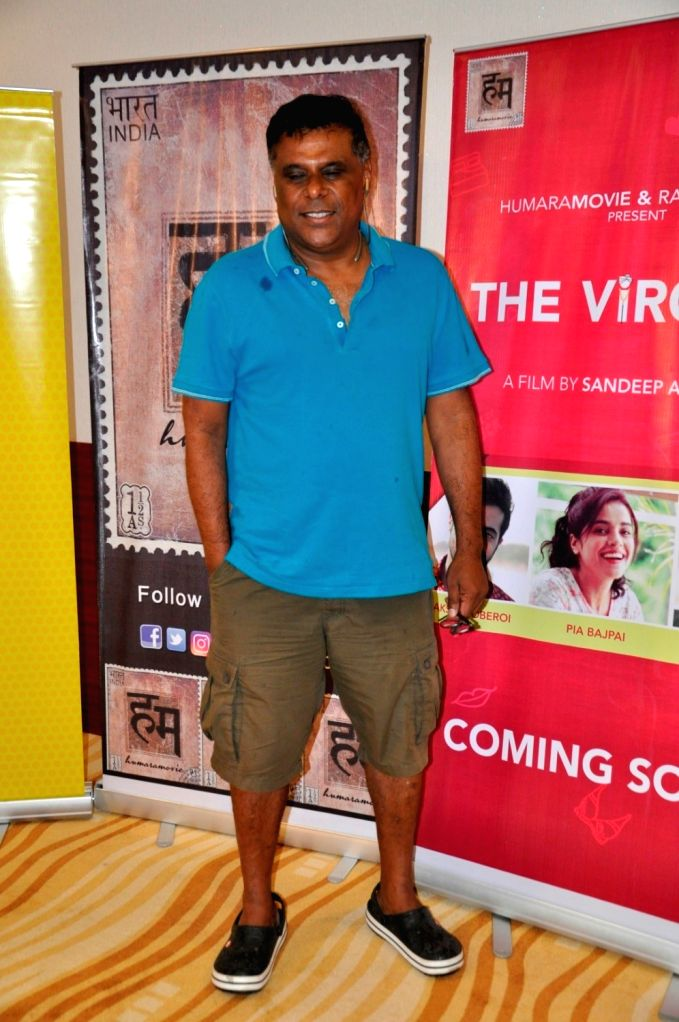 Actor Ashish Vidyarthi during the special screening of short film `The Virgins` in Mumbai, on June 30, 2016. - Ashish Vidyarthi