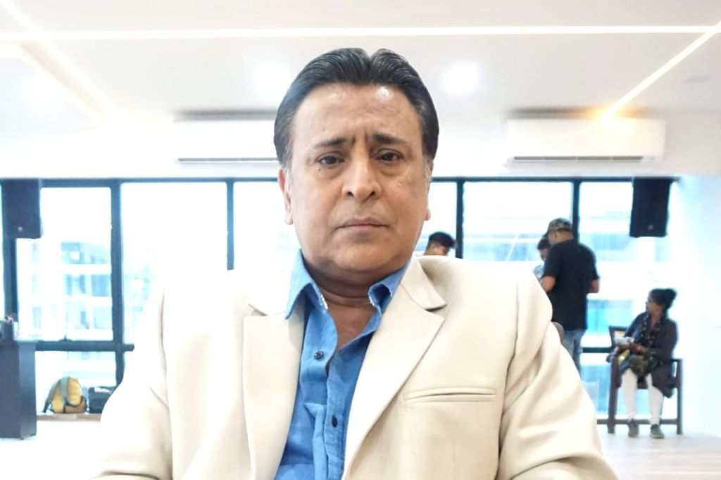"Actor Aushim Khetrapal who made name with mythological TV film ""Shirdi Sai baba"" is returning to big screen after 18 years with the film ???Chal Jeet Le Jahan???, which is based on the life ... - Aushim Khetrapal"