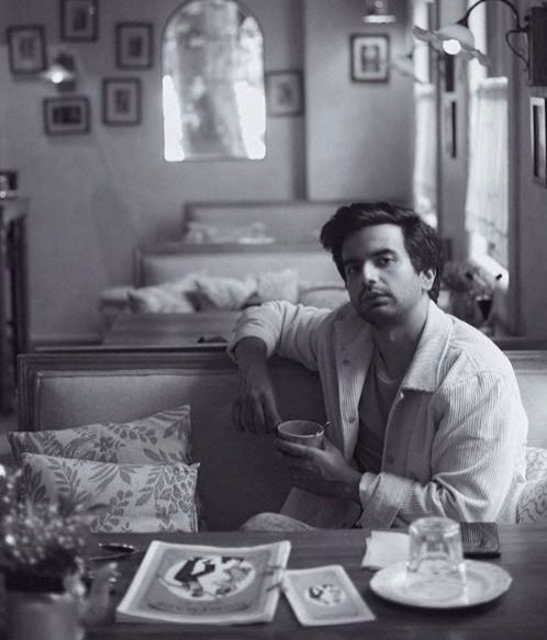Actor Ayush Mehra. - Ayush Mehra