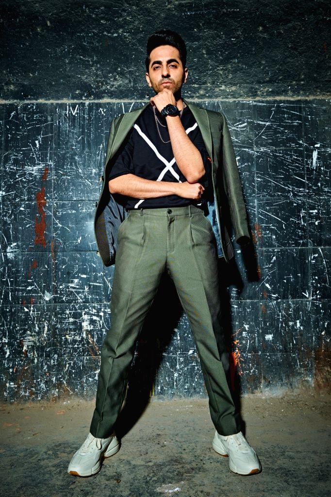 Actor Ayushmann Khurrana. - Ayushmann Khurrana