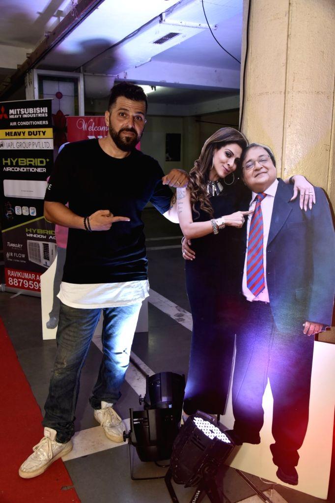 Actor Bakhtiyaar Irani at the premiere of comedy play 'Wrong Number', in Mumbai on June 3, 2018. - Bakhtiyaar Irani