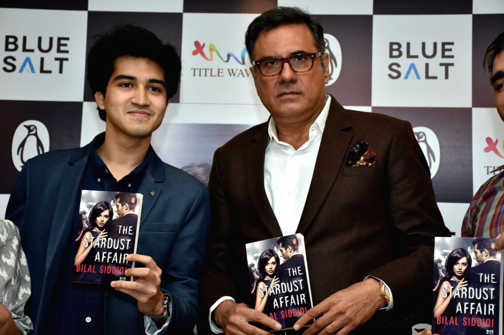Actor Boman Irani at a book launch in Mumbai on April 5, 2018. - Boman Irani