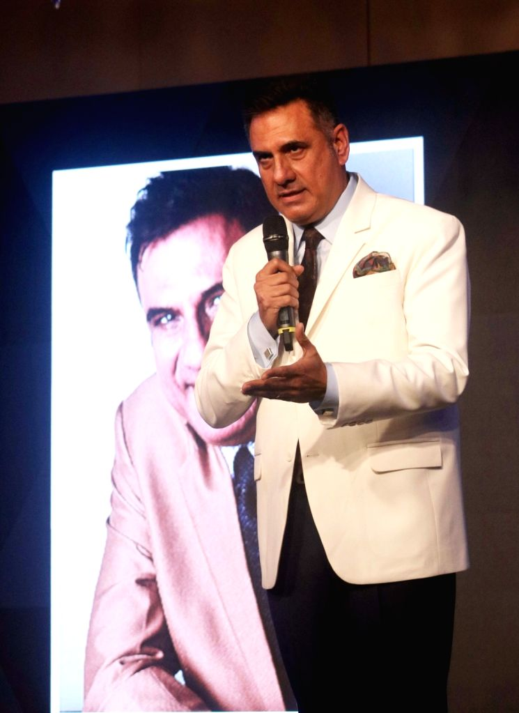 Actor Boman Irani at the launch of KAI  Group in New Delhi, on May 10, 2017. - Boman Irani