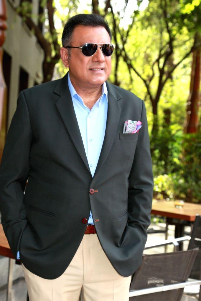 "Actor Boman Irani during a press conference to promote their upcoming film ""Santa Banta Pvt. Ltd"" in New Delhi on April 20, 2016. - Boman Irani"