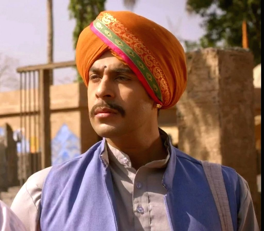 Actor Chandan Madan. - Chandan Madan