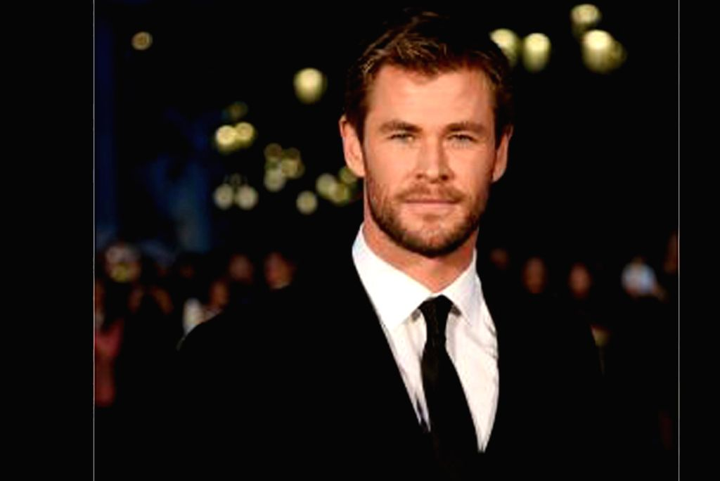 Actor Chris Hemsworth - Chris Hemsworth