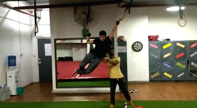 """Actor Dev Joshi is going through extensive training for his role in """"Baalveer Returns"""". He is even taking parkour training sessions for it. - Dev Joshi"""