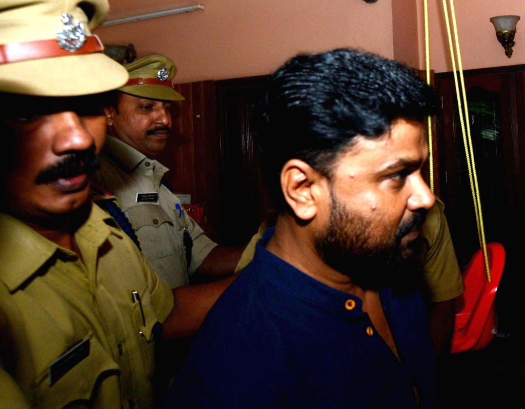 Actor Dileep. (Photo: IANS) - Dileep
