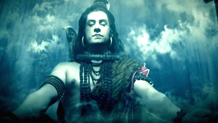 """Actor Dinesh Mehta, who is currently essaying the role or Lord Shiva in television show """"Santoshi Maa - Sunaye Vrat Kathayein"""", feels it is amazing to play such a mythological character. - Dinesh Mehta"""