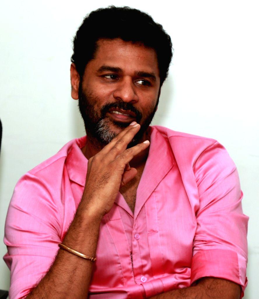 Actor-director and choreographer Prabhu Deva. (File Photo: IANS)