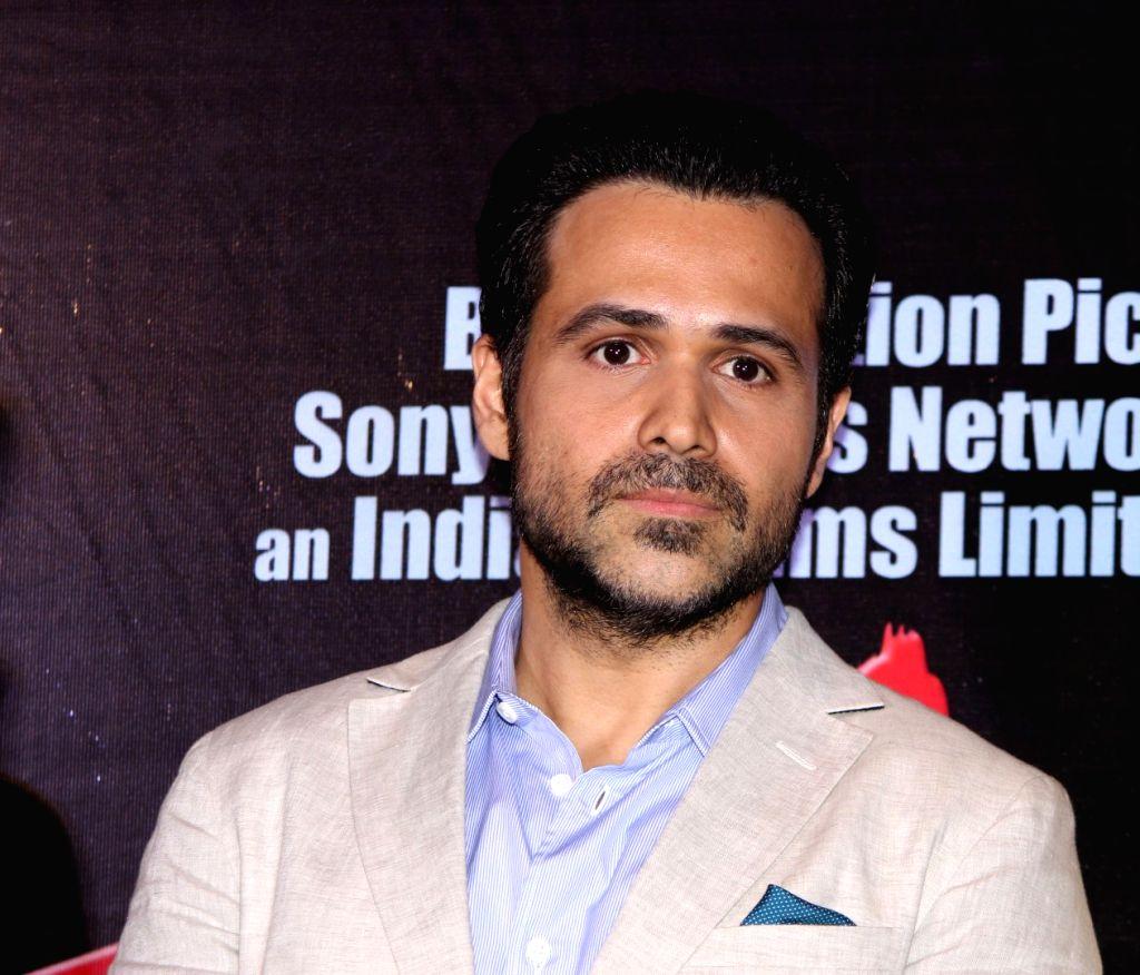 Actor Emraan Hashmi. (File Photo: IANS) - Emraan Hashmi