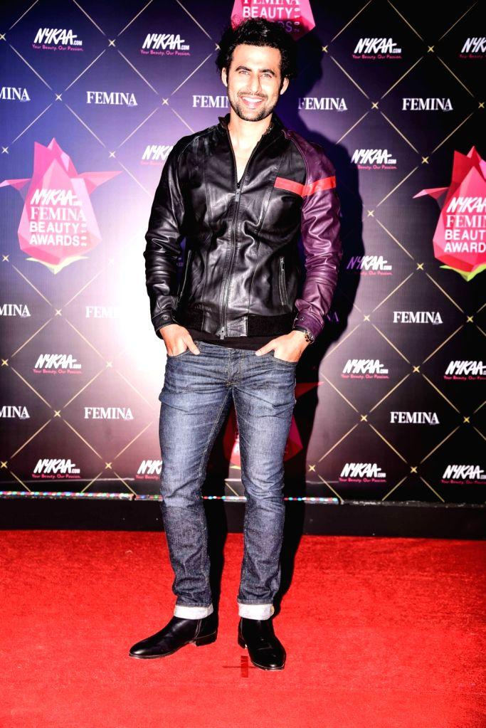 Actor Freddy Daruwala at Nykaa Femina Beauty Awards 2019, in Mumbai, on Feb 20, 2019. - Freddy Daruwala