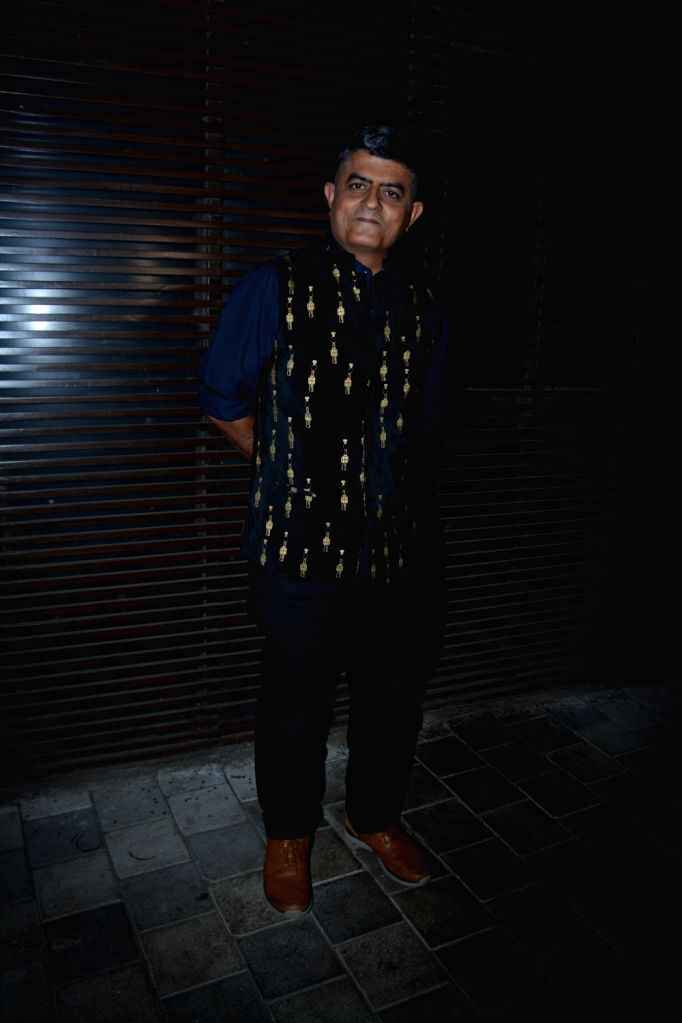 "Actor Gajraj Rao at the success party of his film ""Badhaai Ho"" in Mumbai on Oct 30, 2018. - Gajraj Rao"