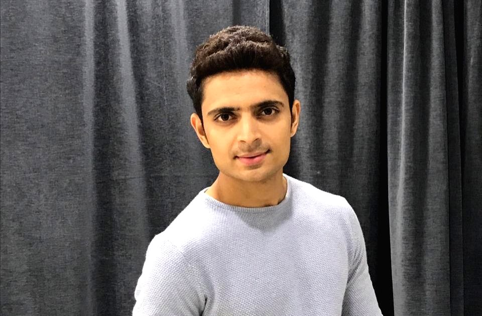 Actor Gaurav Sharma. - Gaurav Sharma