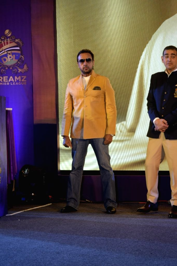 Actor Gulshan Grover at Dreamz Premiere League players auction in Mumbai, on Dec 15, 2018. - Gulshan Grover
