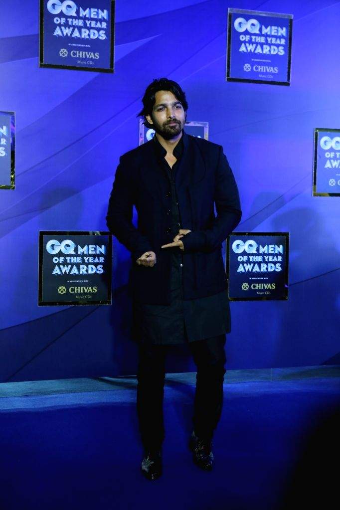 "Actor Harshvardhan Rane at the ""GQ Men of the Year Awards 2019"" in Mumbai on Sep 28, 2019. - Harshvardhan Rane"