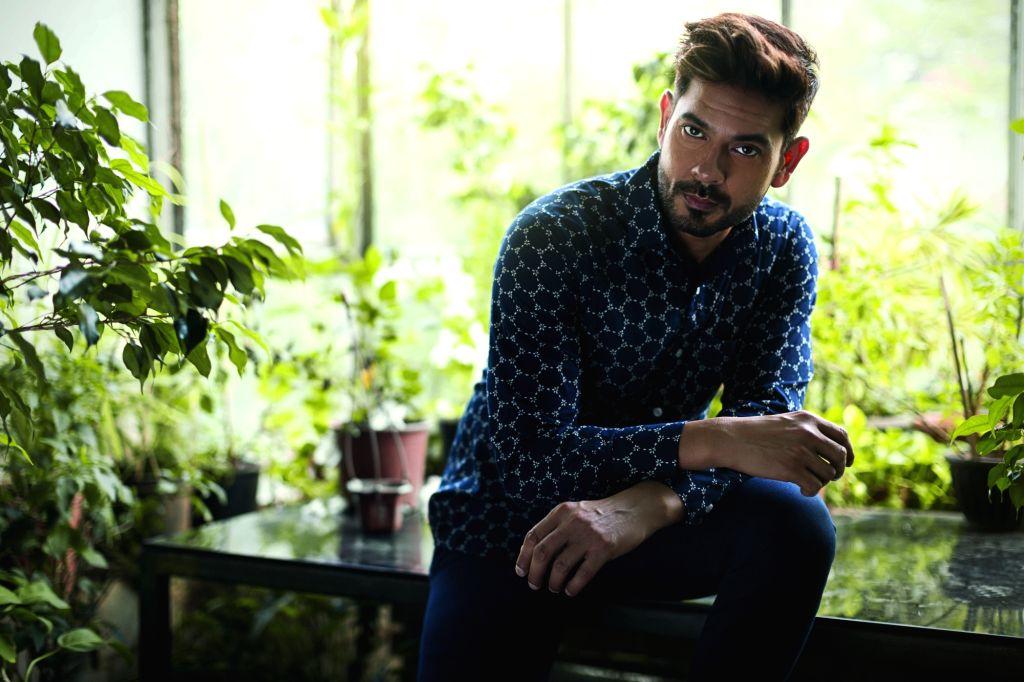 Actor-host Keith Sequeira