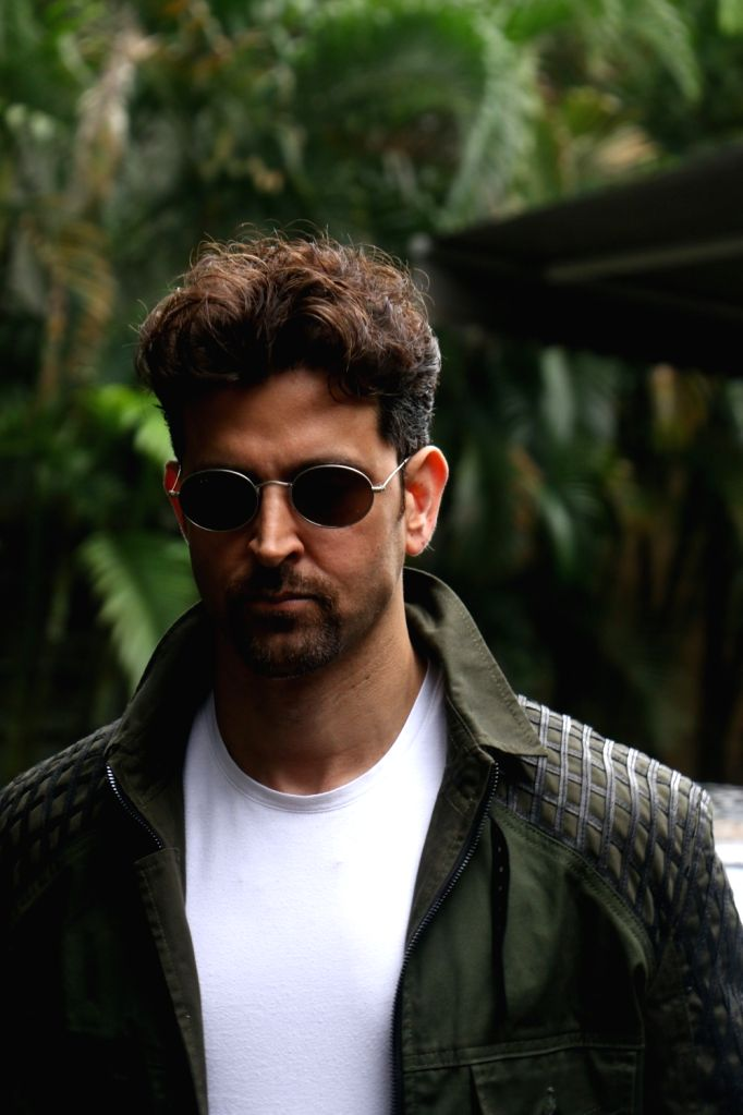 Actor Hrithik Roshan during Cinema Festival 2019 organised by Whistling Woods International in Mumbai on Sep 20, 2019. - Hrithik Roshan