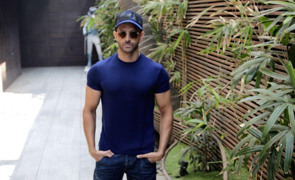 Actor Hrithik Roshan. (Photo: IANS) - Hrithik Roshan