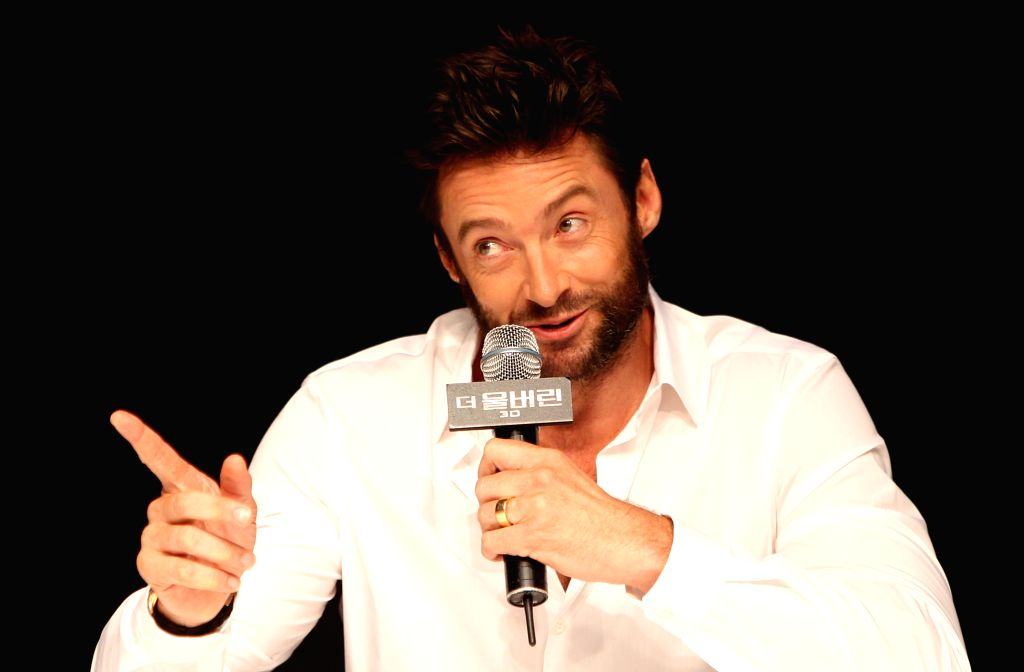 Actor Hugh Jackman. (File Photo: Xinhua/Park Jin-hee/IANS) - Hugh Jackman