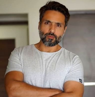 "Actor Iqbal Khan will be seen as a con artist in an upcoming digital show titled ""Ratri Ke Yatri"". - Iqbal Khan"
