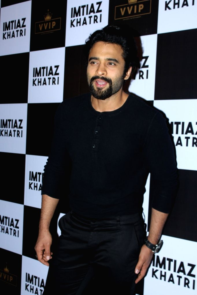 Actor Jackky Bhagnani at producer Imtiaz Khatri's birthday bash in Mumbai on Sept 9, 2017. - Jackky Bhagnani