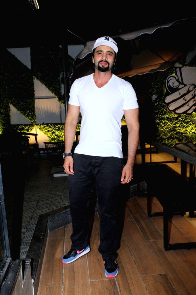 Actor Jackky Bhagnani during a programme in Mumbai, on May 31, 2019. - Jackky Bhagnani