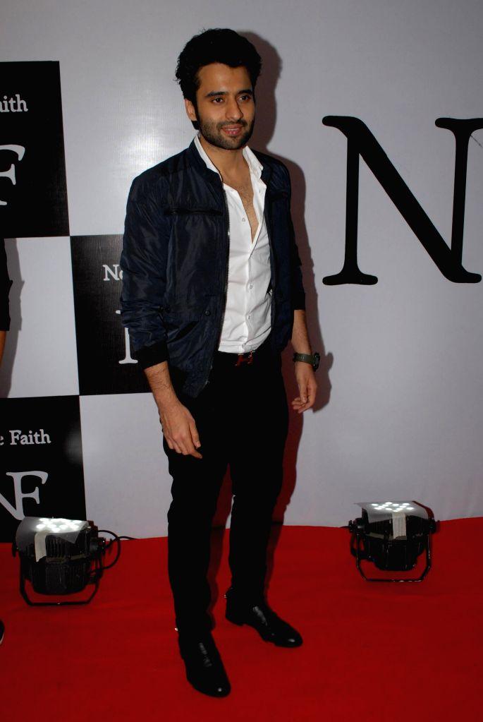 Actor Jackky Bhagnani during the launch of the brand Noble Faith in Mumbai on Aug 14, 2014. - Jackky Bhagnani